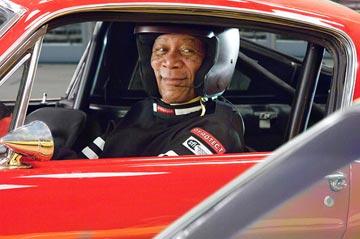 Uma das melhores corridas de carro