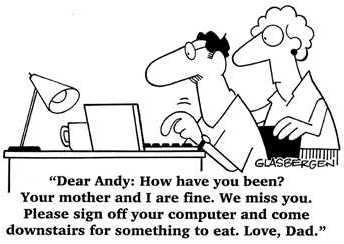 Viciado em email?