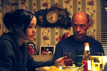 Jantando com o pai